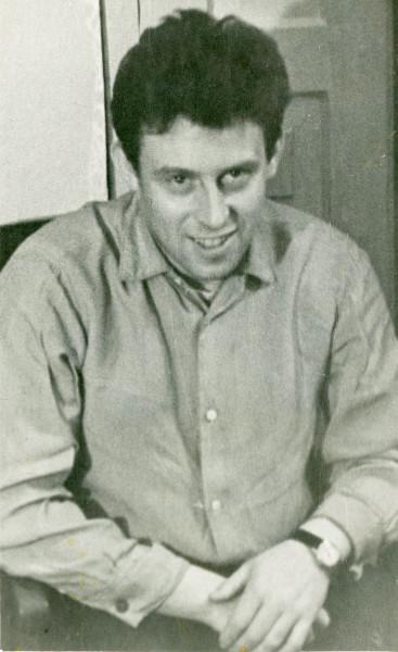 В.Н.Генкин около 1973 года