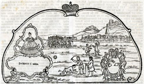 Тарту 1764 года