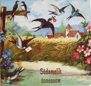 Из эст. открыток 1930-х годов