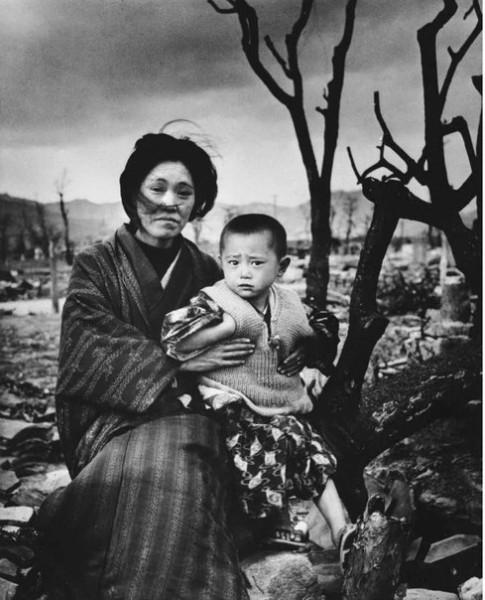 Нагасаки дек. 1945