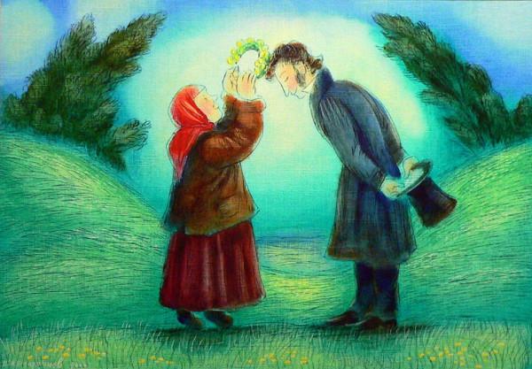 Пушкин 1 и Арина Род-на