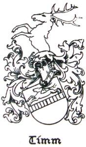 Герб рода Тиммов