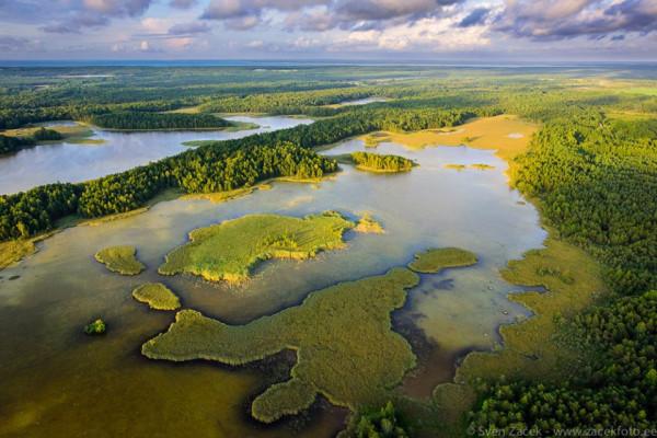 Эстония - земля озёр