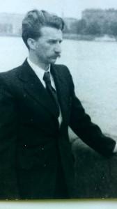 Ю.М. Лотман молодой