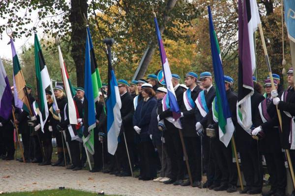Студенты Тарту 2015
