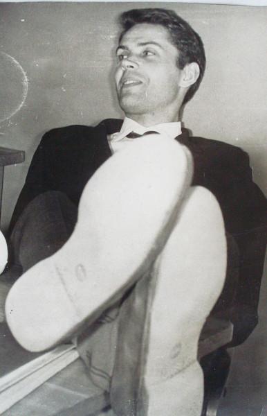 Н.И. Катков 1966 год