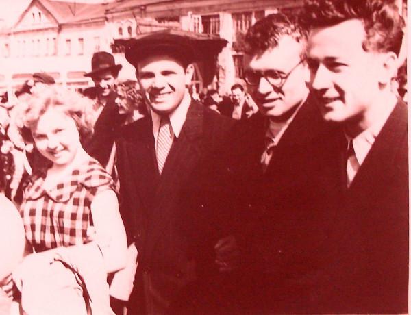 1 мая 1958 г.Горький