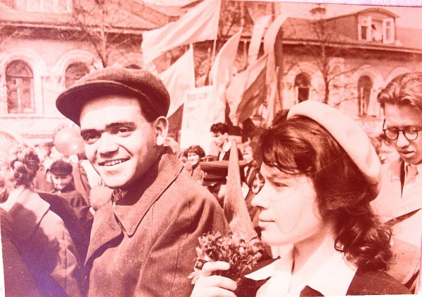 1 мая 1958 город Горький