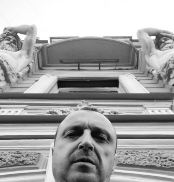 Роман Лейбов селфи