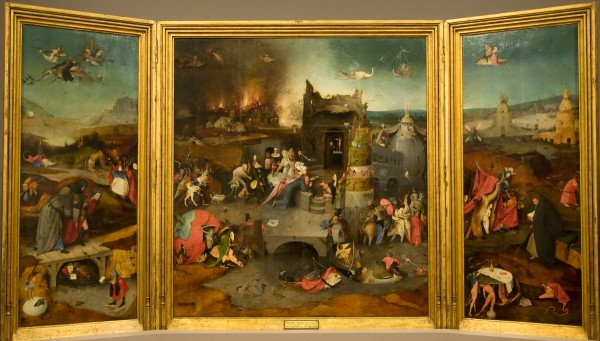 3 The Temptation of St Anthony (Museu Nacional de Arte Antiga - Lisbon)