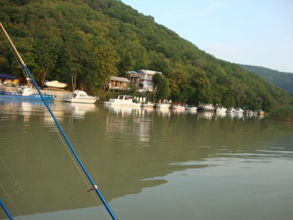 Перед рыбалкой