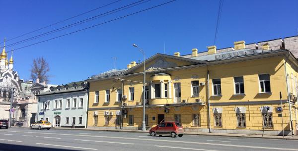 Проспект Мира д.20 к1