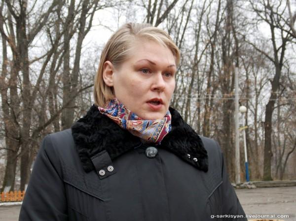 Анна Чистякова