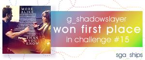 Challenge 15 - 1st Place