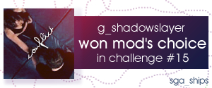 Challenge 15 - Mod's Choice