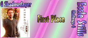 1st Place, Challenge 4, Promo Pics