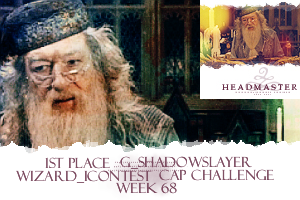 Week 67 - Cap Challenge - 1st Place