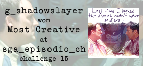 Tie Most Creative - Week 15 - Underground