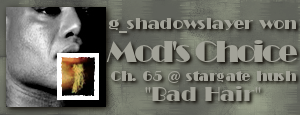 Challenge 65 - Bad Hair - Mod's Choice