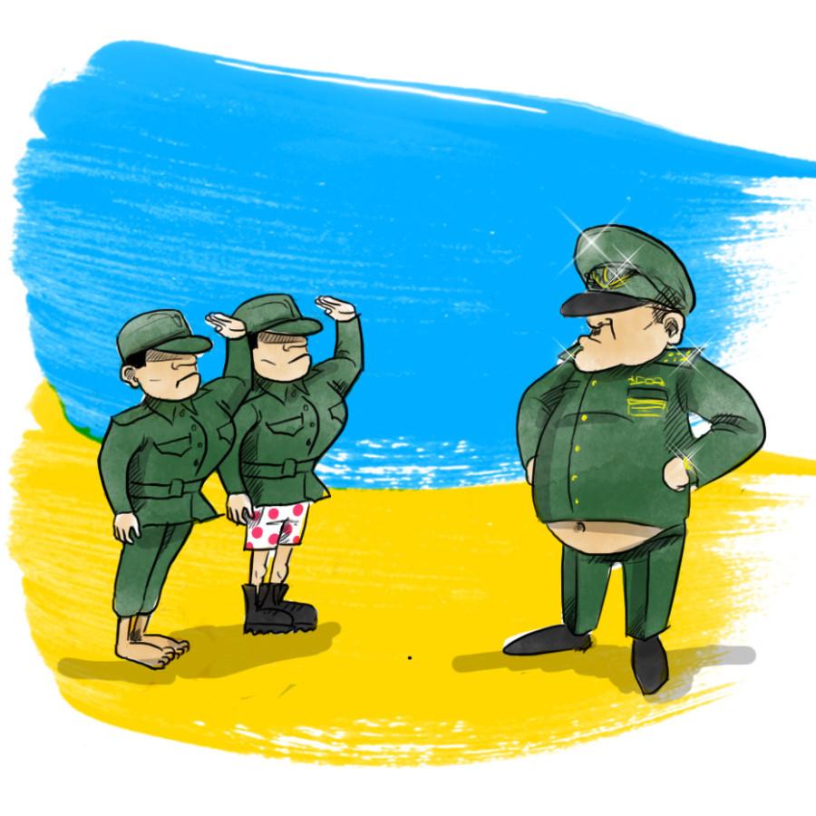 Скандал-в-украинской-армии.-03.06.14
