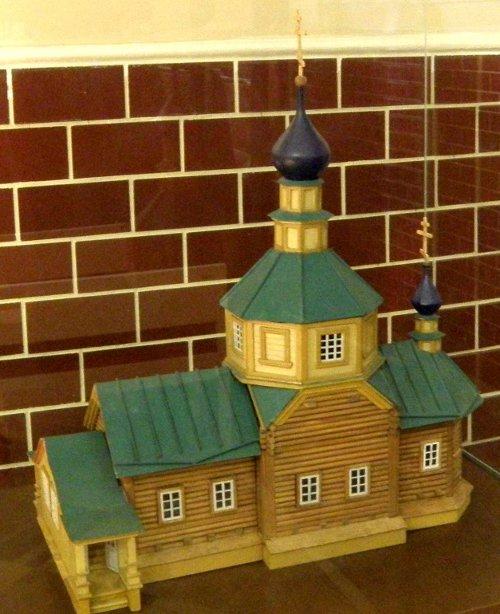 модель церкви