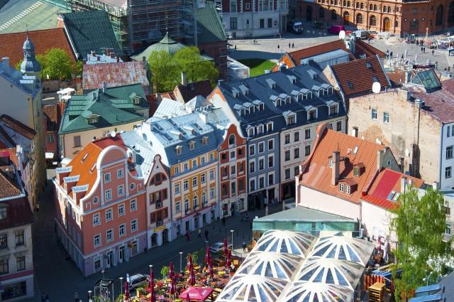 Рига, Латвия.