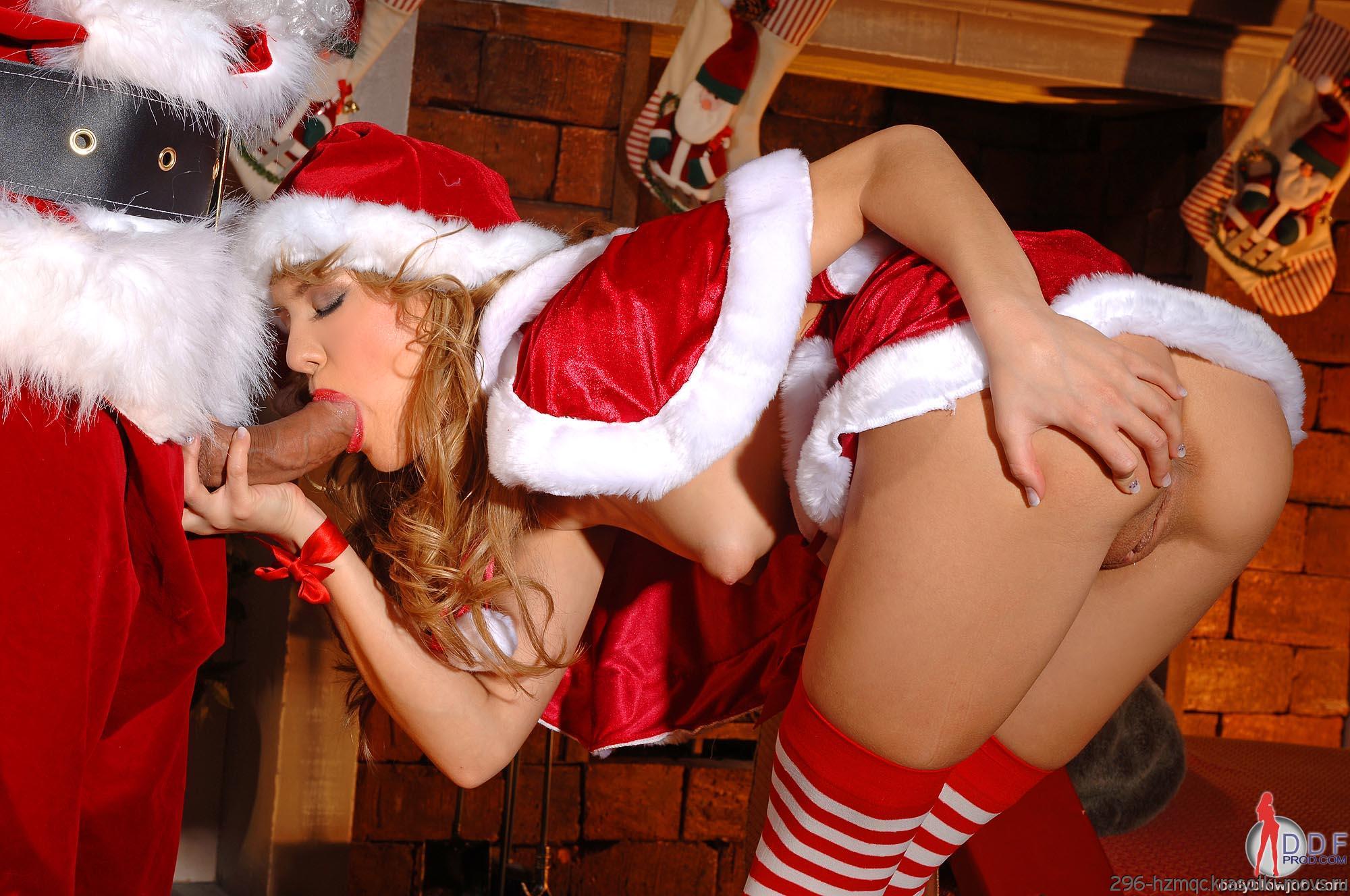 Санта клаус ебет снегурку 2 фотография