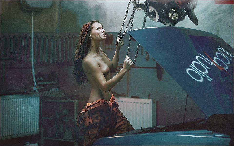 девушки и автомобили girls and cars 108.jpg
