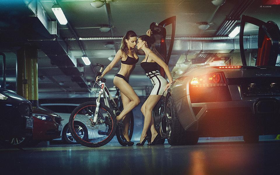 девушки и автомобили girls and cars 115.jpg