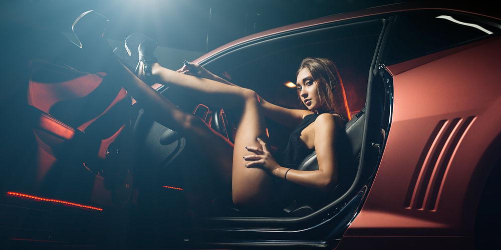 девушки и автомобили girls and cars 141.jpg