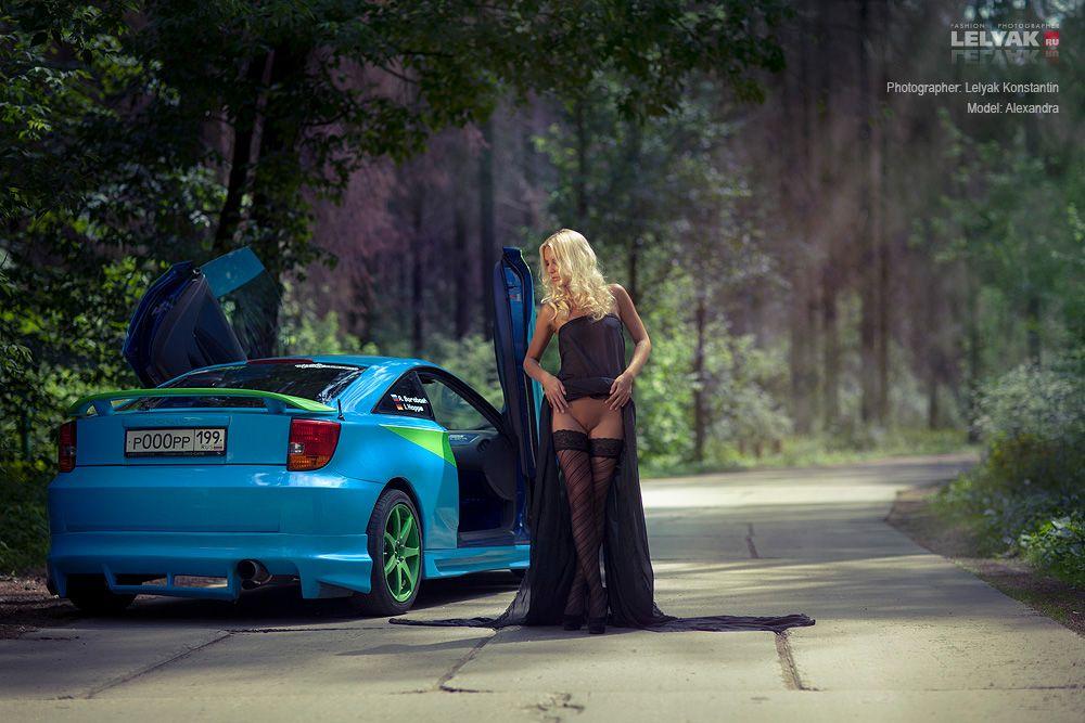 девушки и автомобили girls and cars 164.jpg