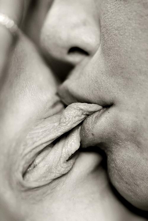 фото поцелуя в половые губы