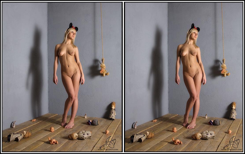 горизонтальная стереопара порно