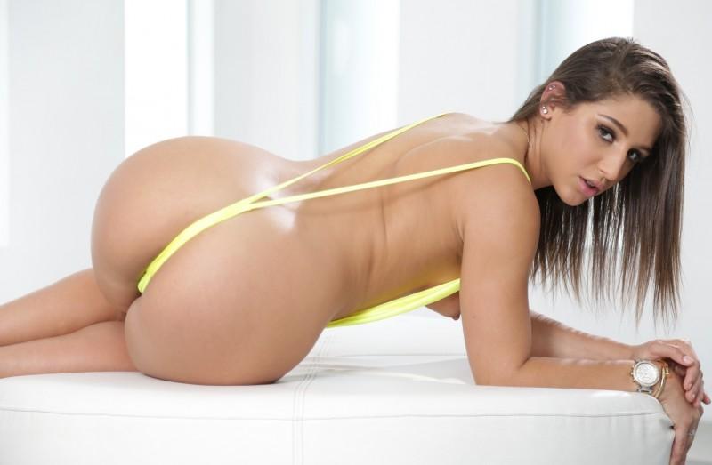 Older Latina Solo Model Kristina Cross Rocks Her Big Boobs In Thong 1