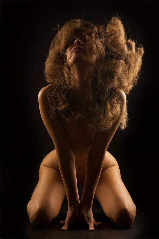 Glamour photography lighting