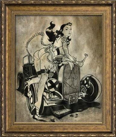 девушки и автомобили girls and cars 039.jpg