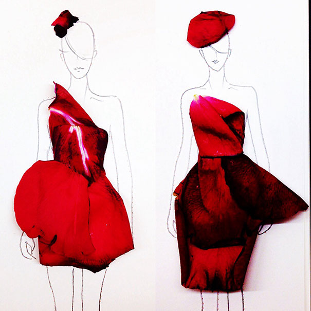 fashion-illustrations-flower-petals-grace-ciao-5__605