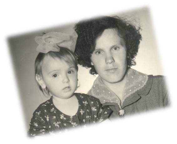 Это я с мамой