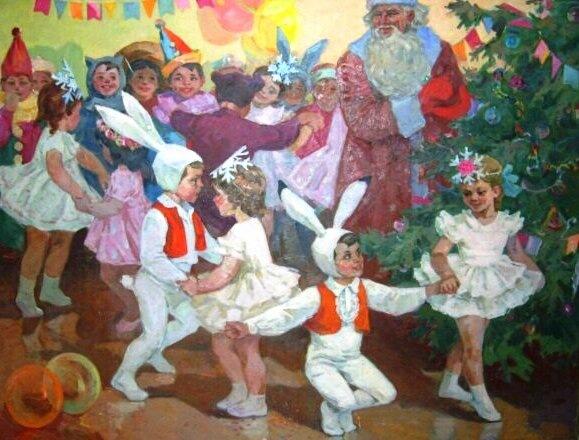 Художник Максимушкина В.А. 1923