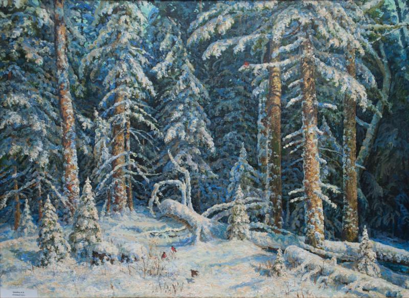 Швайко О. Зимний лес