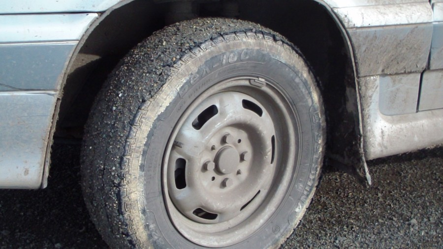 Битум на колёсах