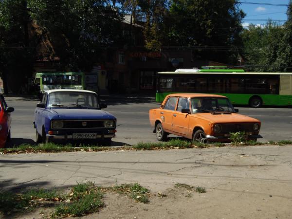 Харьковский автопарк