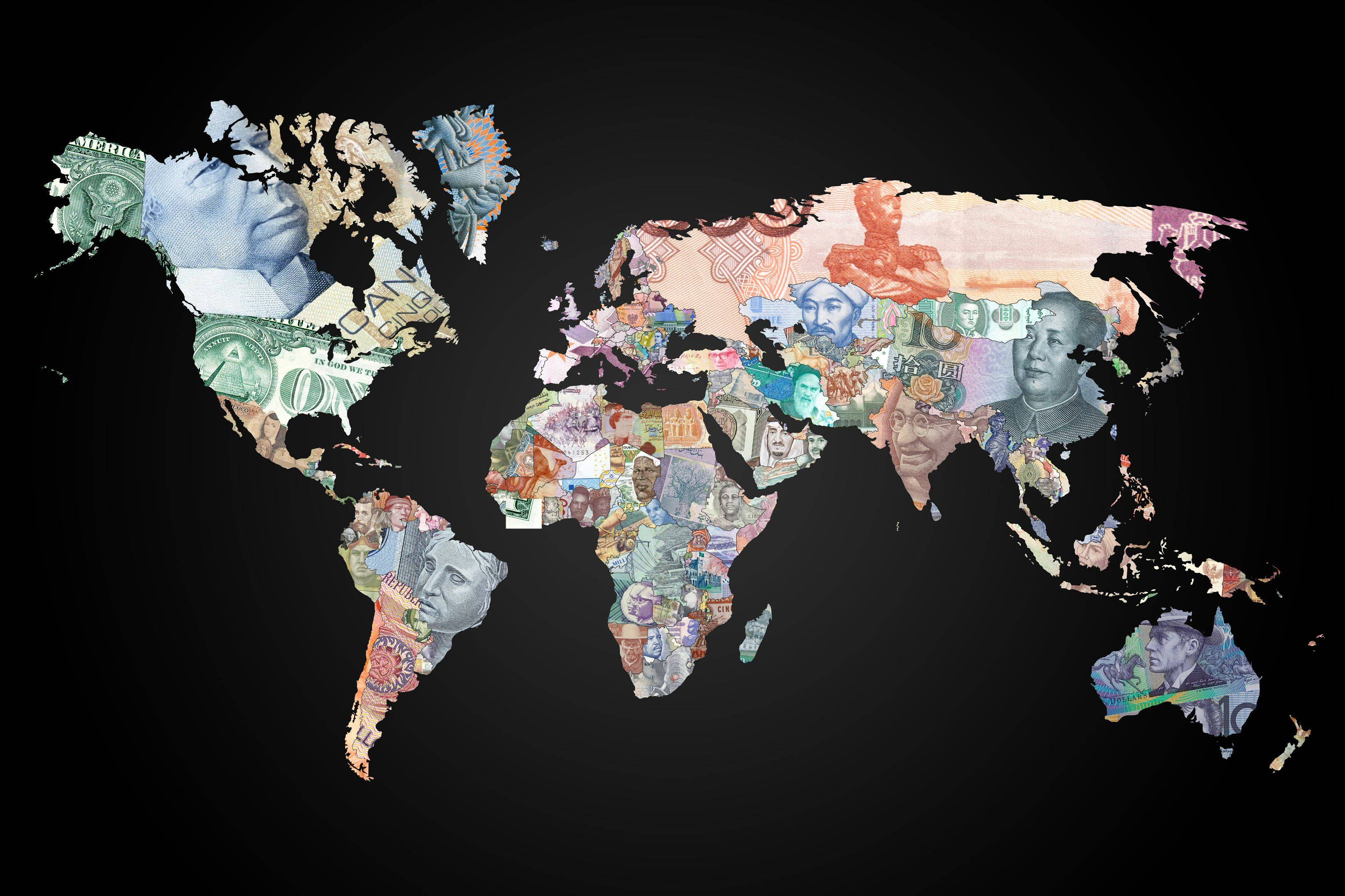 Pics world atlas representing countries with their currencies world atlas representing countries with their currencies desktop wallpaper gumiabroncs Images