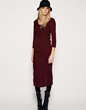 Продано новое платье asos цвет бордовый