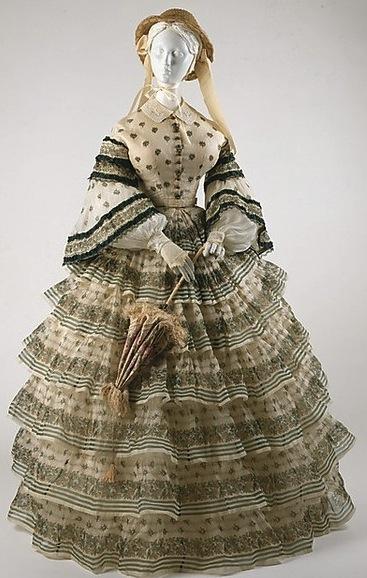 1855 Robe à Transformation The Metropolitan Museum of Art