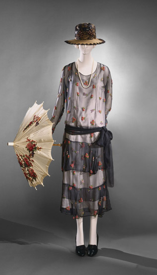 Dress 1923 The Philadelphia Museum of Art
