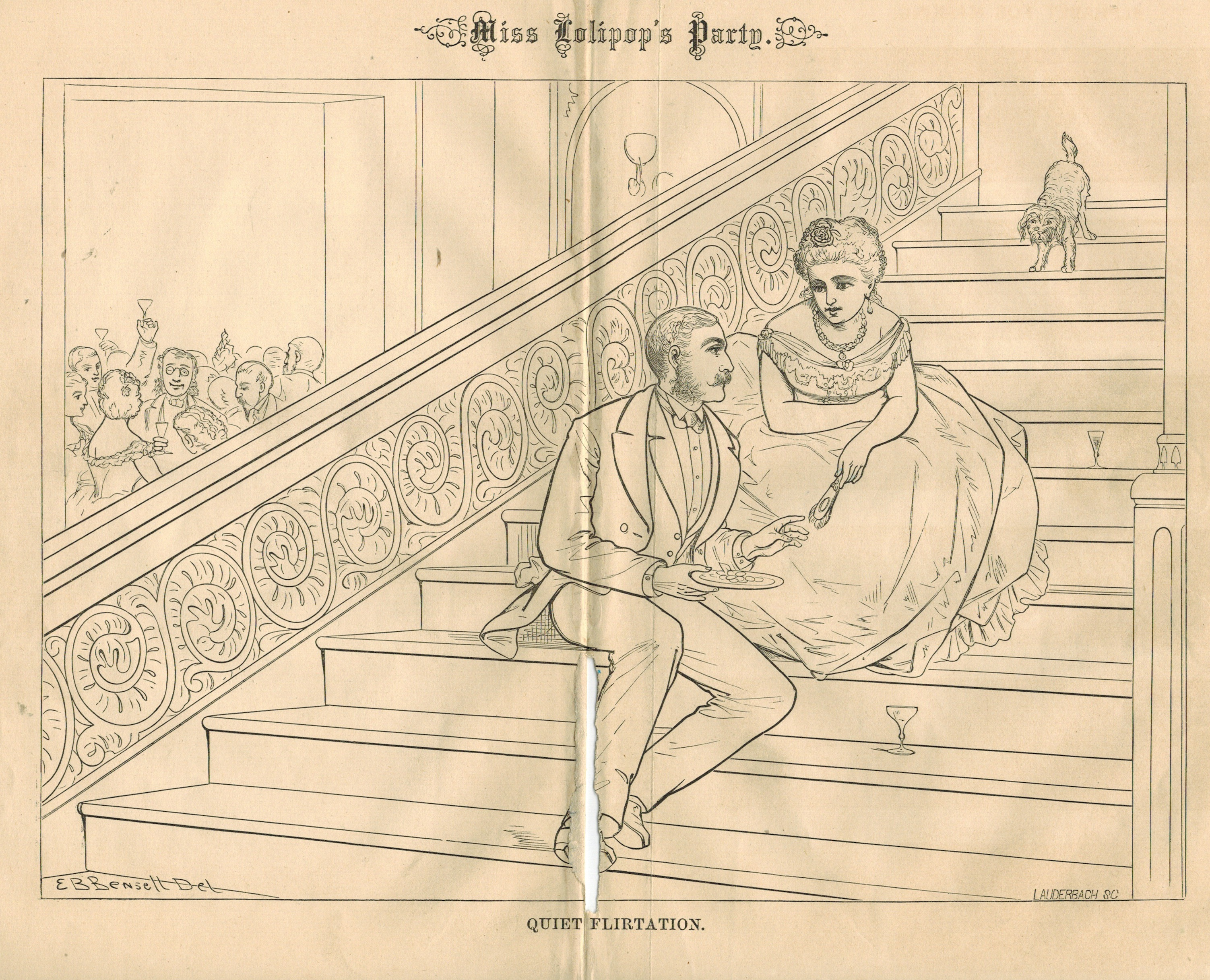 GodeysJuly1872Flirting copy