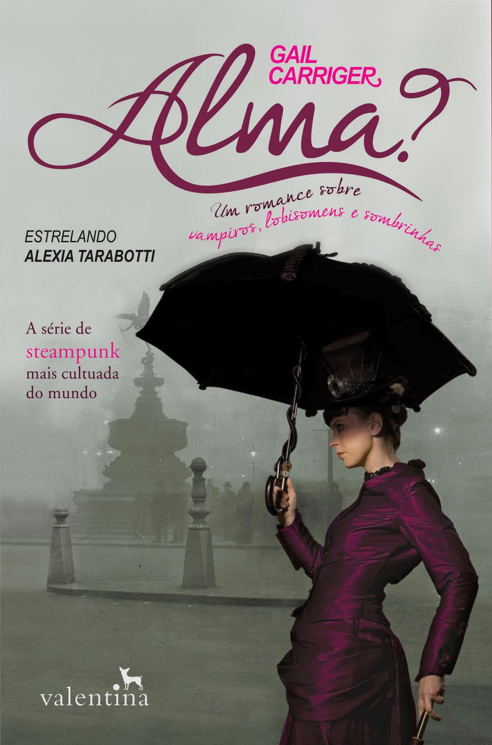 Cover of Soulless in Brazil