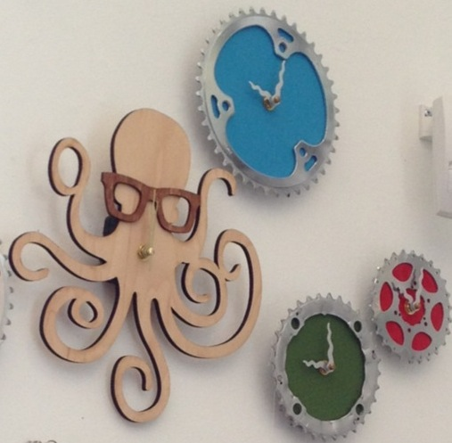 OctopusClock