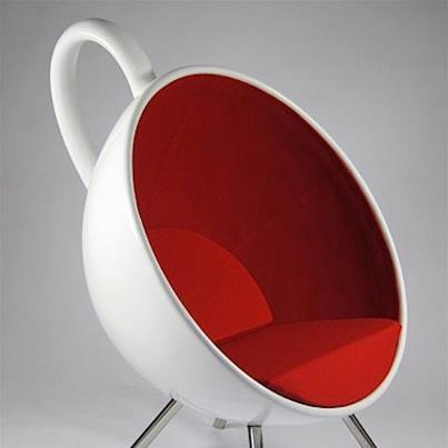 Teacup Chair via Facebook